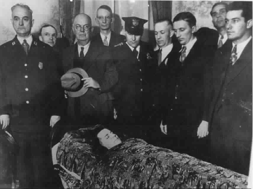 Elhistsoc The Death Of Pretty Boy Floyd