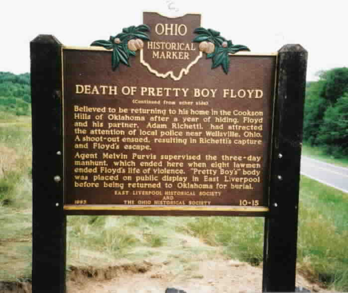 Historical Marker Side One
