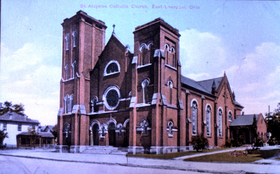 △2007-05-12 11:00 a.m. St.Aloysius Roman Catholic Church, Great Neck, New  York